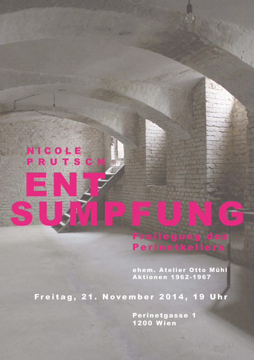 ENTSUMPFUNG_Poster