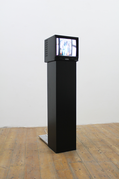 """Mirror Stage"" 2012 Panopticon Exhibition View, The Nunnery, London"