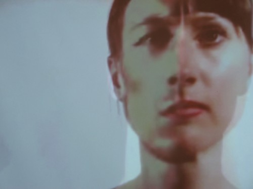 'Inter-face' 2012, Performance with George William Price, 20min