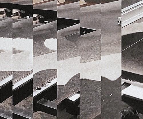 Machine Cutting Image, 2017